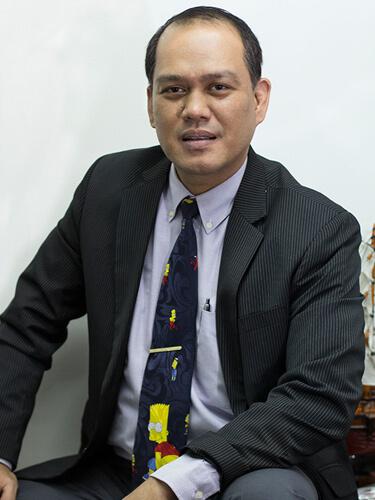 Rexzor B. Ronquillo